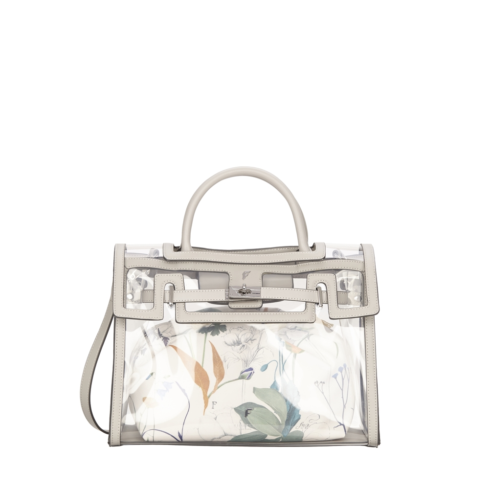 Kabelka Fiorelli Harlow Tote FH8639 Clear Vinyl