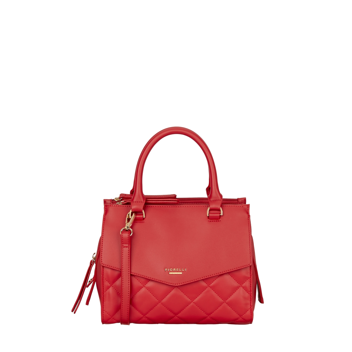 Kabelka Fiorelli Mia Grab FH8667 Red Quilt