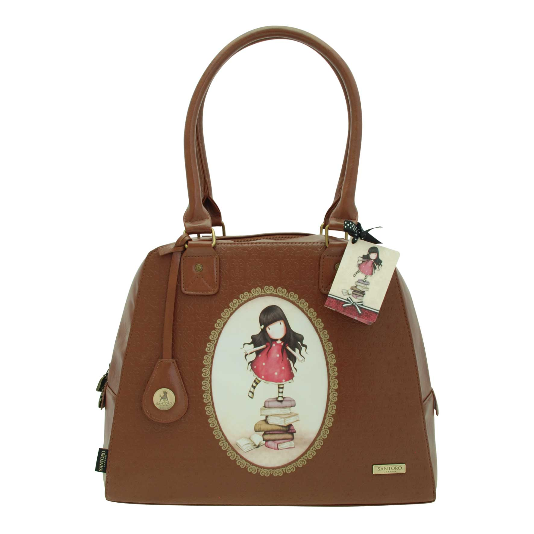 Kabelka Santoro Gorjuss Large Handbag - New Heights