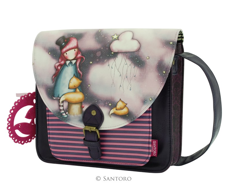 Kabelka Santoro - Gorjuss Small Satchel - The Dreamer